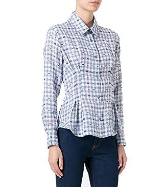 Vivienne Westwood Mujer 22184519167 Azul Claro Algodon Camisa