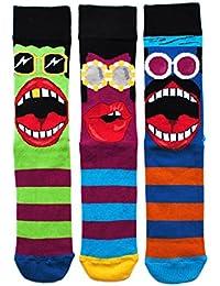 United Oddsocks - 3 Odd Socken für Herren - Barry