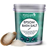 #3: WishCare Natural & Pure Epsom Bath Salt - 900 Grams