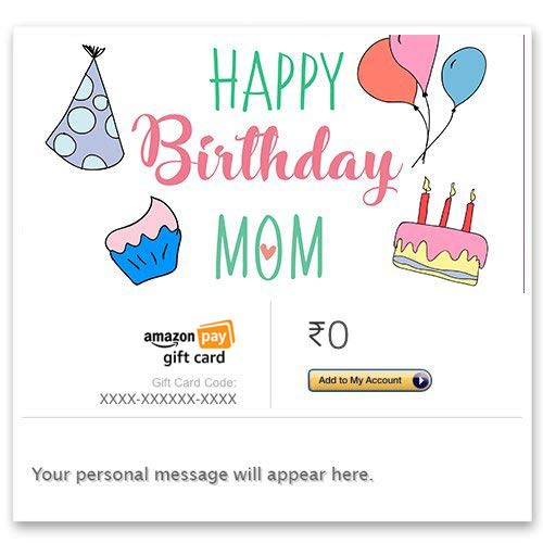 Birthday Gift Cards Bday1 Bday2