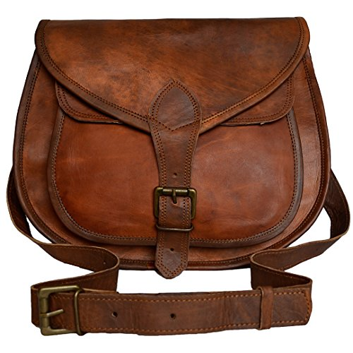Mad Over Shopping Esclusiva borsa della borsa da sposa della spalla dell'annata delle donne di cuoio genuino