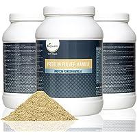 Sport proteine vegetali in polvere – 800 g, gusto vaniglia