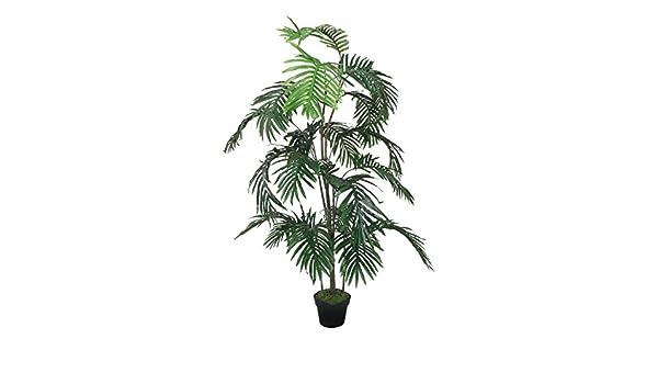 Dattelpalme 1,40 m Kunstpalme Kunstbaum Kunstpflanze künstliche Deko McPalms