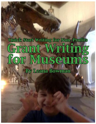 Grant Writing for Museums (English