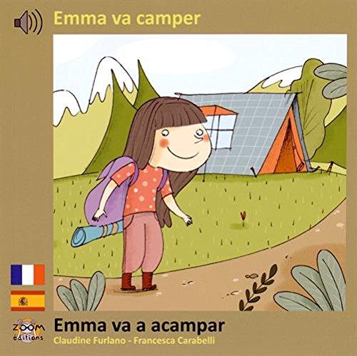 Emma va camper (français / espagnol)