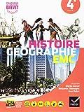 Histoire-Géographie Enseignement Moral et Civique 4e - Manuel de l'élève - Nouveau programme 2016