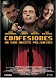 Confesiones De Una Mente Peligrosa (Import Dvd) (2013) Dick Clark; George Clooney