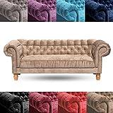 Designer Kuschel Sofa