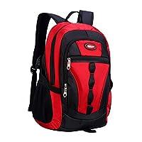 Adanina Teens Elementary School Bag Casual Daypack Bookbags Travel Knapsack Bags for Primary Junior High School