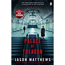 Palace of Treason: Discover what happens next after THE RED SPARROW, starring Jennifer Lawrence
