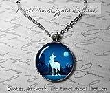 Einhorn Schmuck das letzte Einhorn inspirierendes Zitat Always Be A Unicorn