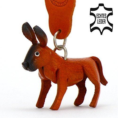 Rhodesian Ridgeback Rocco - kleine Hunde Schlüssel-Anhänger aus Leder, eine tolle Geschenk-Idee für Frauen und Männer in Hunde-Zubehör, Aufkleber, Schild, Autoaufkleber (Elefanten-golf-shirt)