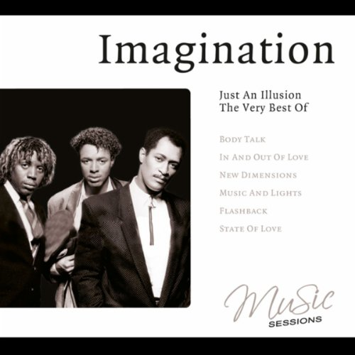 The Very Best Of Imagination -...