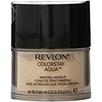 Revlon Colorstay Aqua Mineral Makeup, Light Medium,