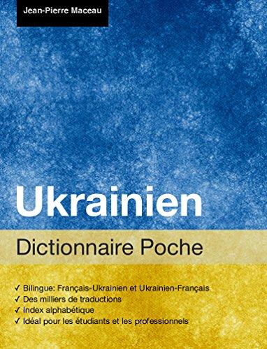 Dictionnaire Poche Ukrainien par Jean-Pierre Maceau