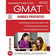GMAT Number Properties (Manhattan Prep GMAT Strategy Guides) (English Edition)