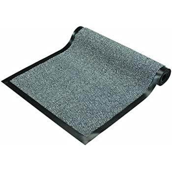William Armes Dandy Tapis antidérapant Gris 180 x 60 cm