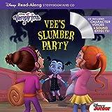 Vampirina Read-Along Book and CD Vees Slumber Party (Read-Along Storybook and CD)