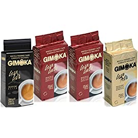 Ground Coffee Gimoka 4 x 250g