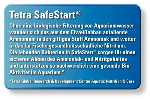 Tetra SafeStart, Allows Fast Introduction of Fish in a Fish Tank, 250 ml 2