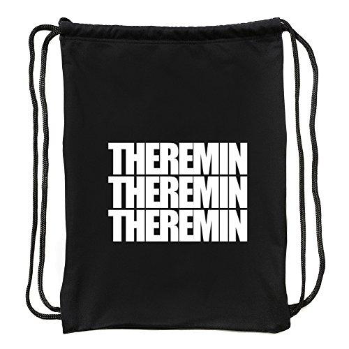 Eddany Theremin three words Borsa sportiva