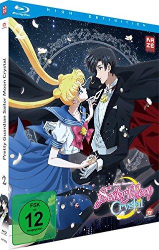 Sailor Moon Crystal - Vol.2 [Blu-ray]