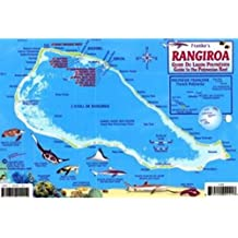 Franko Maps French Polynesia Reef Creatures Guide for Scuba Divers and Snorkelers