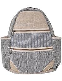 virblatt – mochila bandolera cáñamocomo ropa hippie para hombre y ...