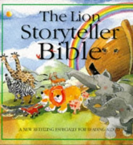 The Lion Storyteller Bible by Hartman, Bob (1995) Hardcover