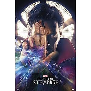 Grupo Erik GPE5114 Poster Marvel Doctor Strange, carta, Multicolore,  91 x 61,5 x 0,1 cm