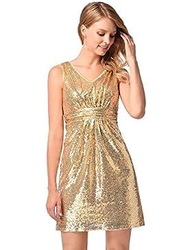 Moda Vestido | Vestido para mujer Lentejuelas europeas y americanas Disfraces | Falda | Lentejuelas vestido vestido...