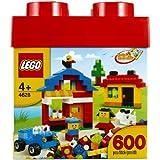 LEGO Briques - 4628 - Jeu de Construction - Construction Créatives