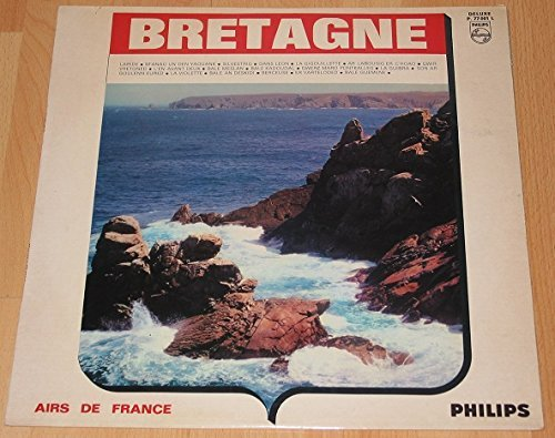Airs de France: Bretagne DELUXE P 77 001 L [Vinyl LP]