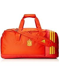adidas FEF Duffel, Sacs à Dos Mixte Adulte, Rouge (Rojo/Rojpot/Dorfue), 24x15x45 cm (W x H L)