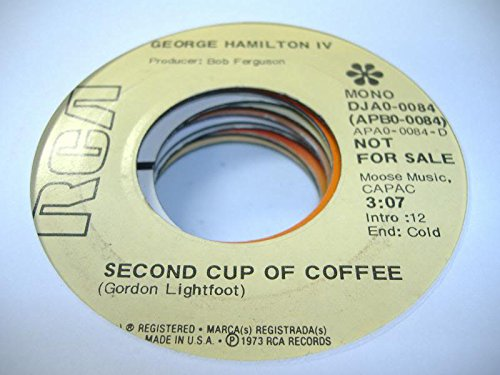 george-hamilton-iv-45-rpm-second-cup-of-coffee-the-farmer-song