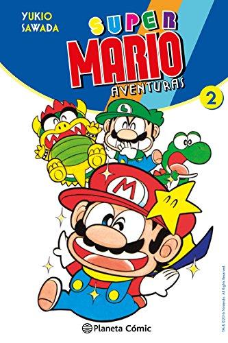 Super Mario nº 02 (Manga Kodomo)
