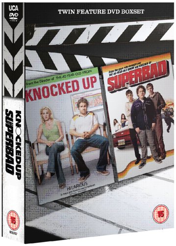 Superbad/Knocked Up [2 DVDs] [UK Import]