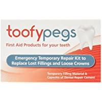 TOOFYPEGS Crown and Filling Replacement, 18 g preisvergleich bei billige-tabletten.eu