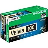 Fujifilm Velvia 100 Pack de 5 Pellicules 120