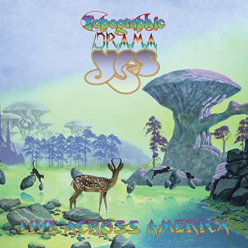 Topographic Drama-Live Across America [Vinyl LP]