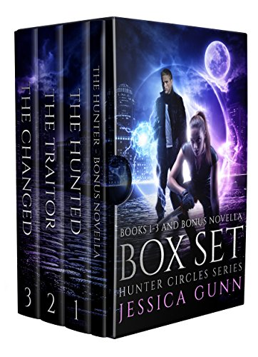 Hunter Circles Series Books 1-3: An Urban Fantasy Box Set (English Edition) Urban Legends Season 2