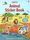 Animal Sticker Book (Usborne Sticker Books)