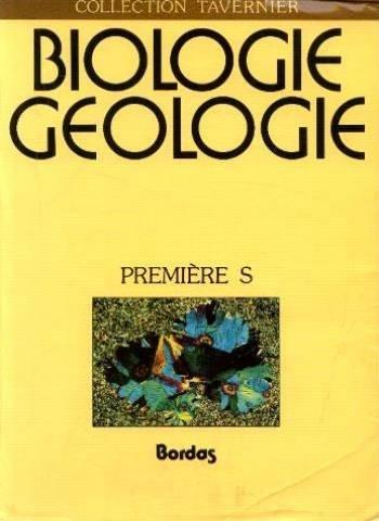 BIOLOGIE 1ERE S. Edition 1988