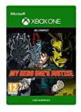 My Hero One's Justice   Xbox One - Code jeu à télécharger