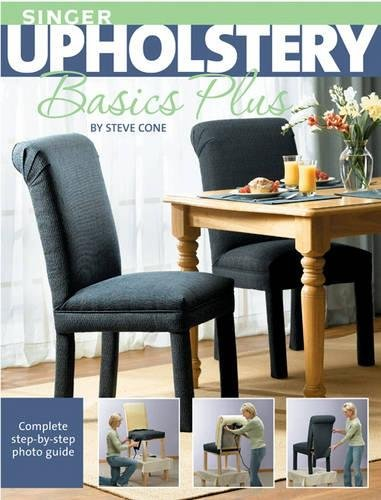 Singer Upholstery Basic Plus: Complete Step-by-step Photo Guide