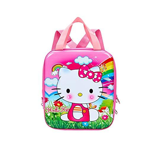 Tutorial Tasche Grund- und Mittelschüler tragbare Zusatztasche Kinder Segeltuchtasche koreanische Kunst Tasche, Kätzchen (harte - Perfekte Kätzchen Baby Kostüm