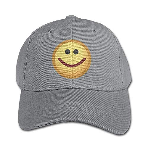 errterfte Happy Faces Symbols Pure Color Baseball Cap Cotton Kid Boys Girls Hat Personalized Hat Comfortable Adjustable -