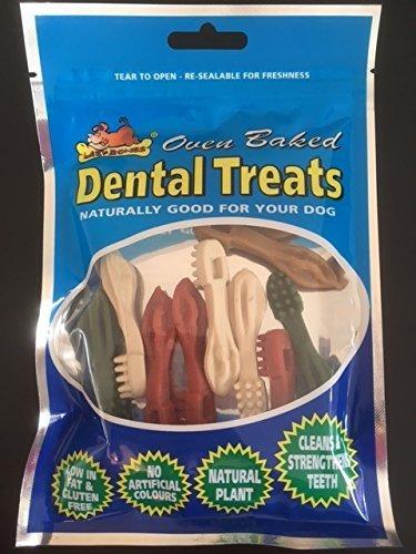 Ofen Gebacken Zahnpflege Hunde Snacks - Gluten Frei Zahn bürsten