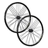 Vuelta 28 Zoll Laufradsatz Airtec1 Shimano Deore XT HB/FH-M756 schwarz Test