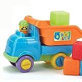 Fun Time Tipper Truck with Bricks